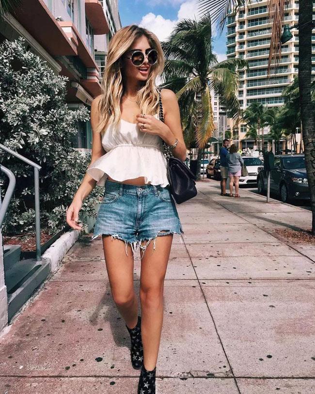 5 cách thổi bay nhàm chán với chiếc quần không thể thiếu trong mùa hè - 15