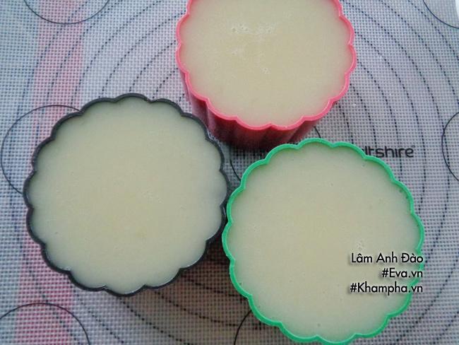 Cách làm bánh trung thu thạch rau câu vị sầu riêng ăn là thích liền - 9