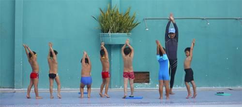 Học bơi hè không phải rẻ là tốt - 1