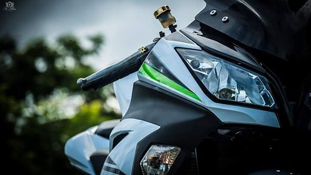 Kawasaki zx8r - sự nâng cấp của z800 lên sportbike - 3