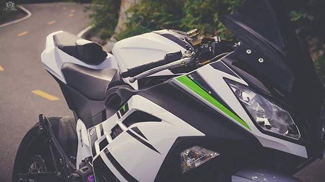 Kawasaki zx8r - sự nâng cấp của z800 lên sportbike - 5