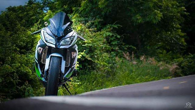 Kawasaki zx8r - sự nâng cấp của z800 lên sportbike - 6