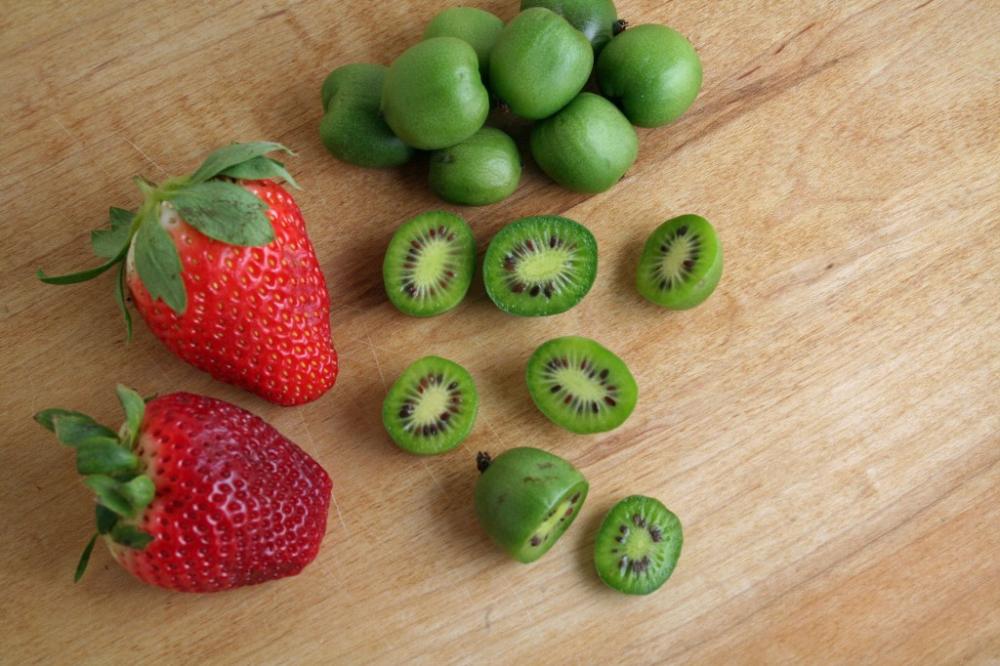 Mê mẩn trồng kiwi tí hon từ hạt cực đơn giản - 9