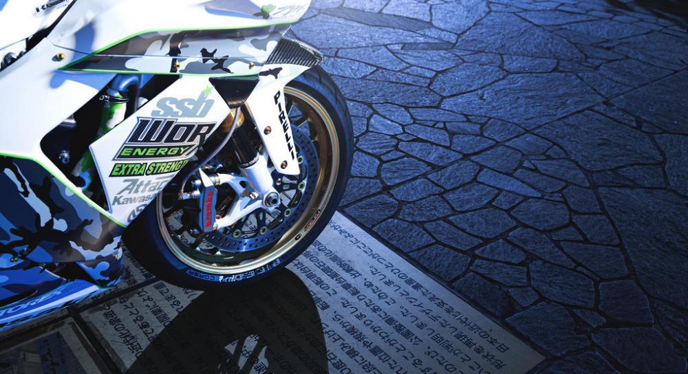Sport bike sát nài zx10r chất chơi của các biker nước ngoài - 2