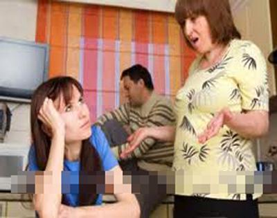 Stress vì mẹ chồng ngoa ngôn cổ hủ - 1