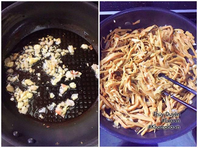 Tự nấu miến gà măng mọc cho bữa sáng ngon khó cưỡng - 4