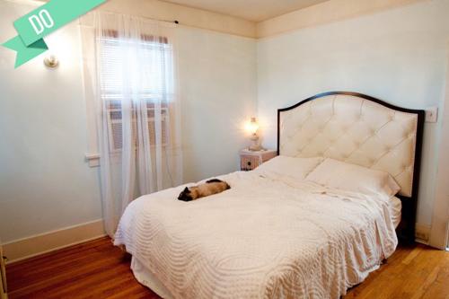 Vị trí giường ngủ giúp tiền vào như nước - 1