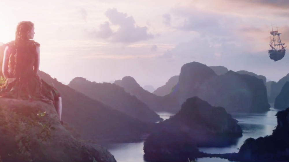 Cảnh đẹp thiên nhiên khiến các nhà làm phim hollywood phải đặt chân đến việt nam - 2