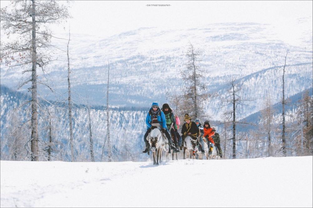 Nhiếp ảnh gia 8x và hành trình 15 ngày đi tìm bộ lạc tuần lộc cuối cùng ở mông cổ - 4