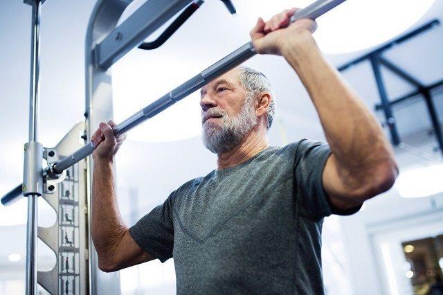 Tập luyện nhẹ nhàng giúp người cao tuổi giảm nguy cơ tử vong - 1