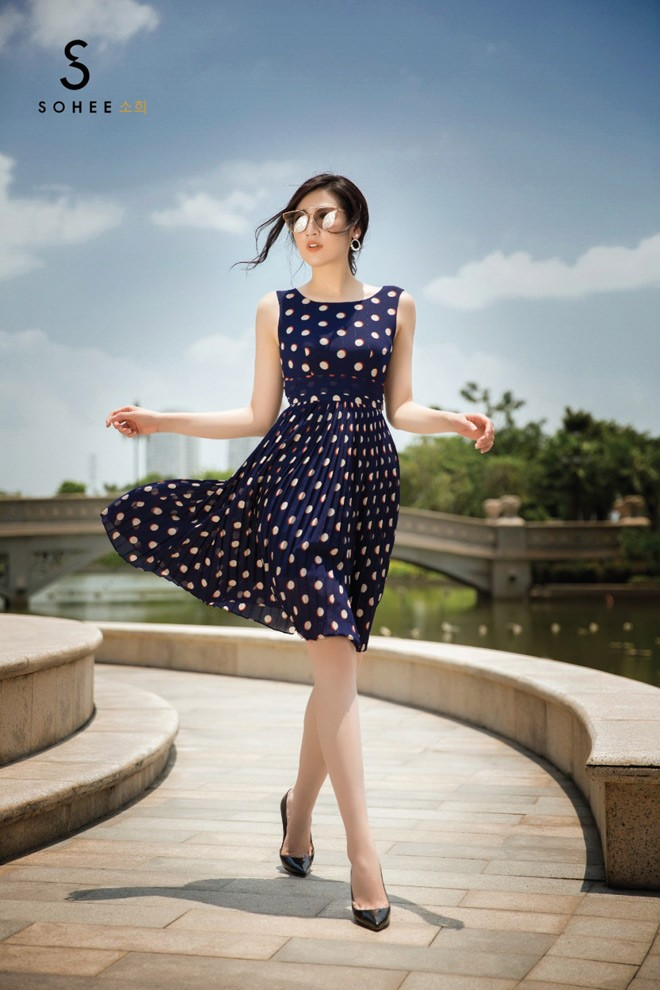 Tú anh trở thành biểu tượng cô nàng thành thị của thời trang sohee - 1