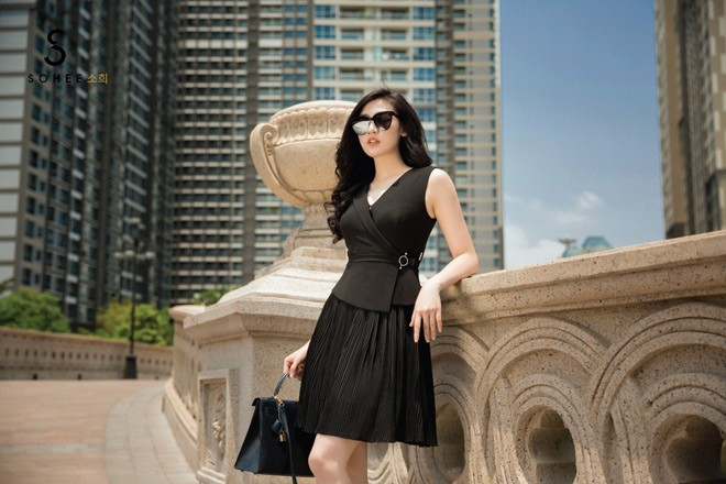 Tú anh trở thành biểu tượng cô nàng thành thị của thời trang sohee - 3