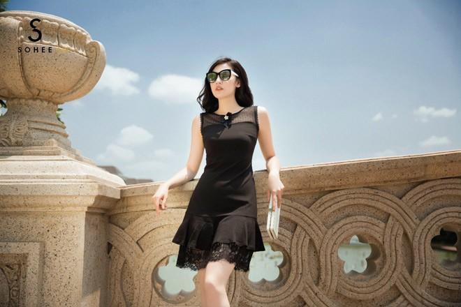 Tú anh trở thành biểu tượng cô nàng thành thị của thời trang sohee - 4