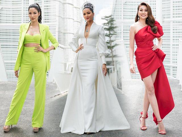 5 siêu thảm đỏ ấn tượng quy tụ đủ kiểu chặt chém váy áo của dàn sao vbiz năm 2019 - 13