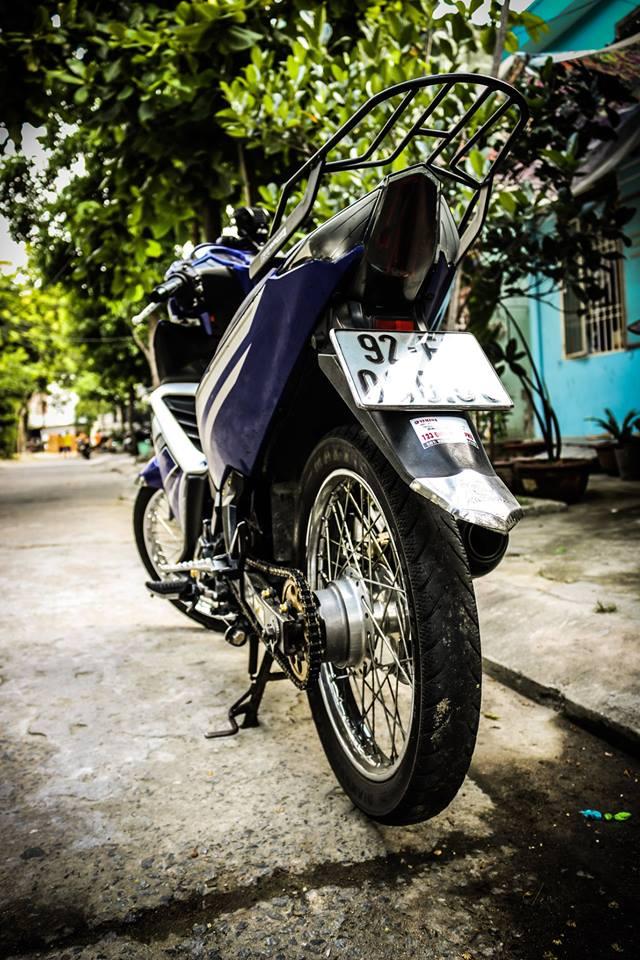 Exciter 135 độ kiểng nhẹ gắn bó 6 năm cùng biker quảng nam - 5