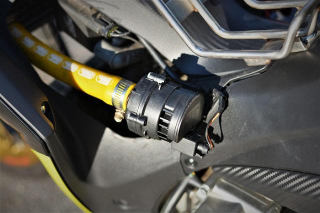 Axelo 125 độ công suất đạt 32 mã lực sức mạnh gấp 3 lần xe zin - 7