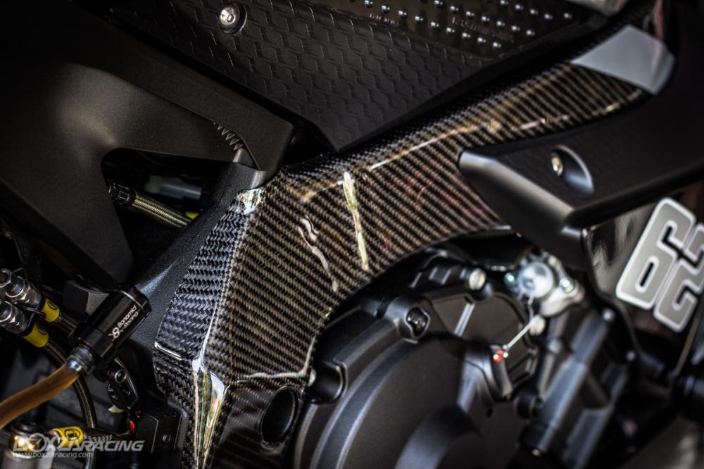 Yamaha r1m diện kiến cộng đồng pkl với diện mạo full carbon đẹp mê hồn - 5