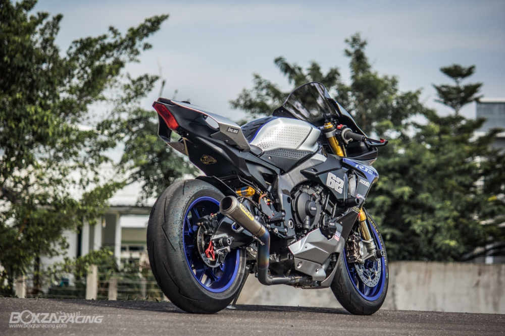 Yamaha r1m diện kiến cộng đồng pkl với diện mạo full carbon đẹp mê hồn - 21
